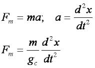 ReStackor Spring-Mass-Damper Theory